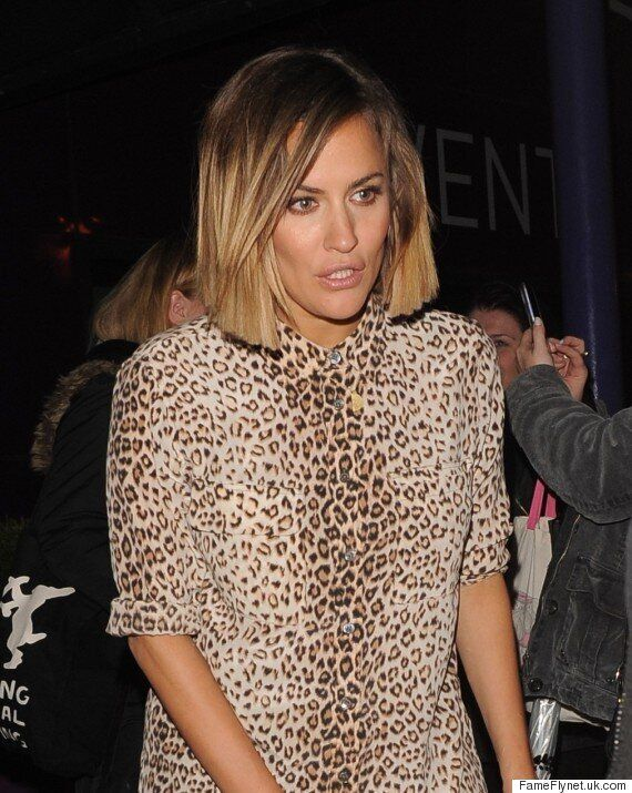 Caroline Flack Pregnancy Rumours Force 'X Factor' Host To Speak Out: 'It's Very Personal And Very