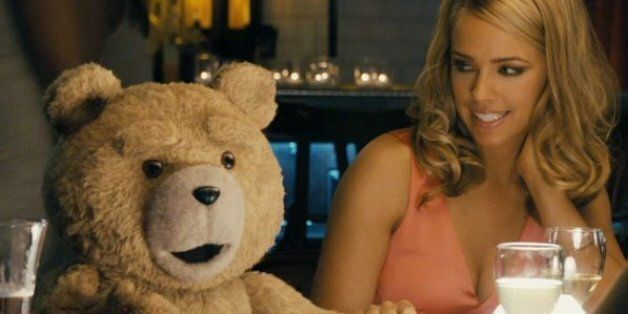 'Ted 2' Includes The Marriage Of A Woman To A Bear, But That Doesn't Beat These Unusual Real-Life