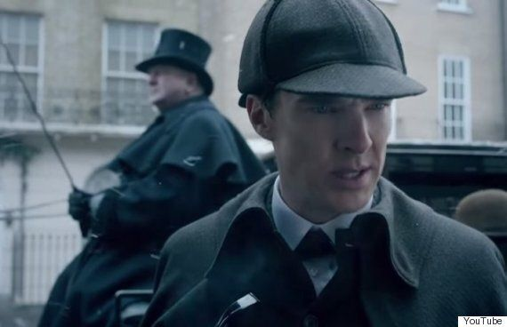 'Sherlock' Christmas Special Teaser Revealed: Benedict Cumberbatch And Martin Freeman Star In New Preview...