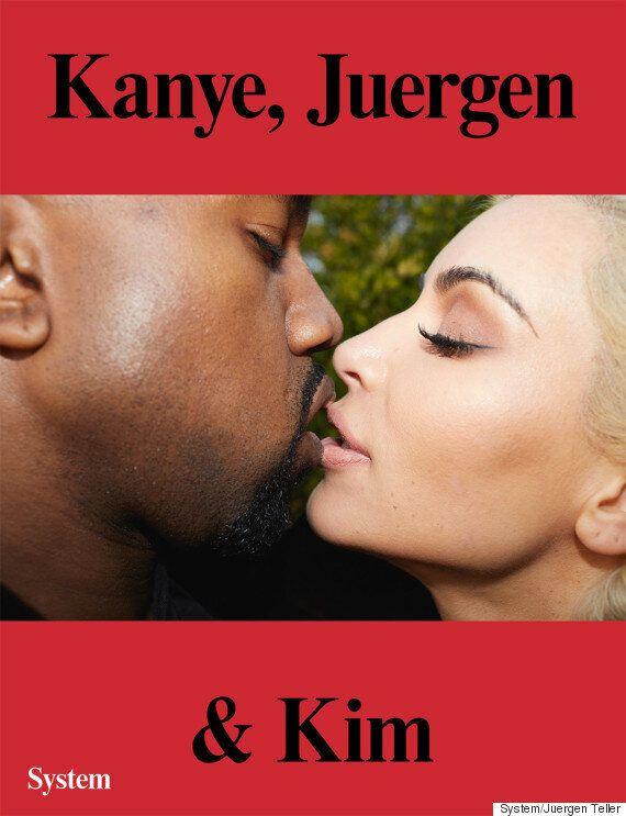 Kim Kardashian's New Photo-Shoot With Kanye West Is Her Most Bizarre