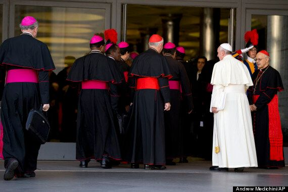 Deep Gulf In Catholic Church Exposed As Bishops Scrap Landmark Welcome To