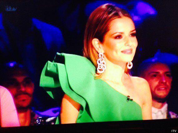 Cheryl Cole's #CherylKermit X Factor Hashtag Is Rather