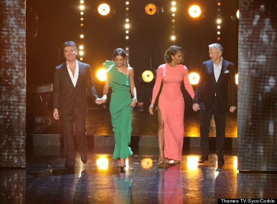 'X Factor' Review: Mel B's Boys Andrea Faustini And Paul Akister Impress, But Chloe Jasmine 'Could Be...