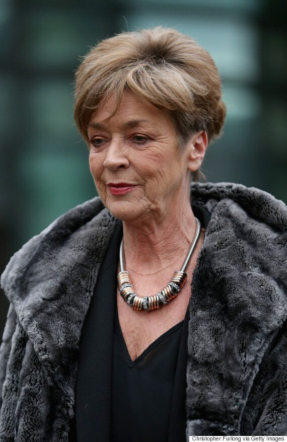 Anne Kirkbride Receives British Soap Award Nomination For Infamous Deirdre Barlow Trifle-Throwing