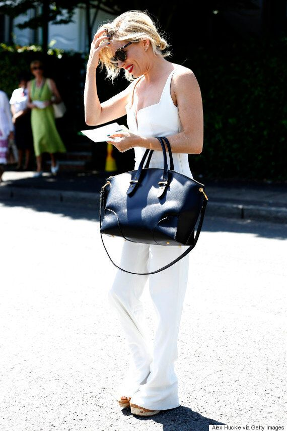 Who Won Wimbledon? Sienna Miller Takes The Cup For