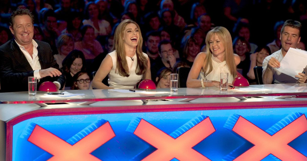 Britain S Got Talent Kelly Brook Labels Simon Cowell Disrespectful Over Her Brief Bgt Judging Stint Huffpost Uk
