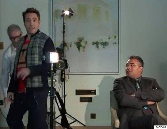 Robert Downey Jr Channel 4 Interview Questions Defended By Krishnan Guru