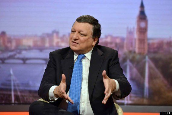 David Cameron Making 'Historic Mistake' Over EU, Jose Manuel Barroso To