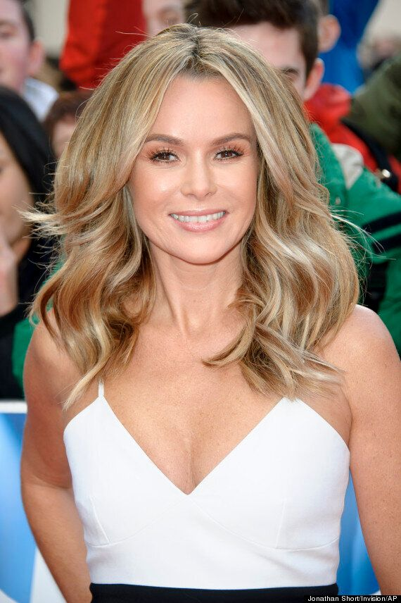 Amanda Holden Flashes Her Bum In Cheeky Twitter Photo