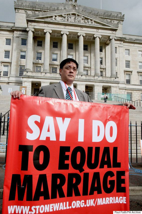 Gay Marriage Bill In Northern Ireland Blocked Again By Socially Conservative Democratic Unionist