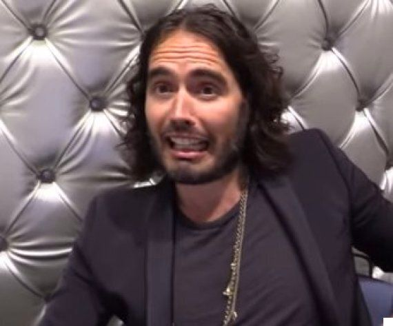 Russell Brand Trews Video Shows Comedian Pretending To Be Donald