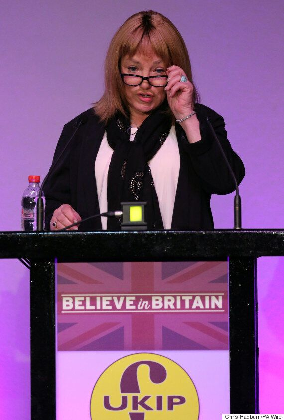 Kellie Maloney Warns Voting For Ukip In General Election 2015 Is A