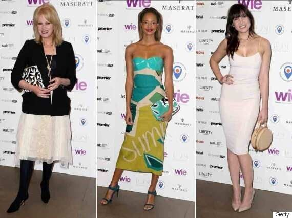 Joanna Lumley, Malaika Firth And Daisy Lowe On Making A Positive Change To The Fashion