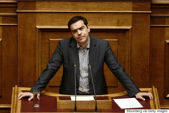 Greece Crisis Has Left A 'Major Issue Of Trust' Between Country And Its International