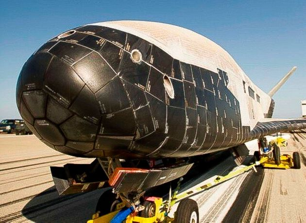 The US Secret Spaceplane X-37B Is Actually Testing A New Form Of