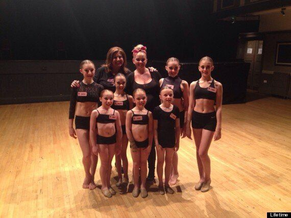 'Dance Moms' Star Abby Lee Miller Defiant About Tough Love Dance Lessons, And Making Young Girls