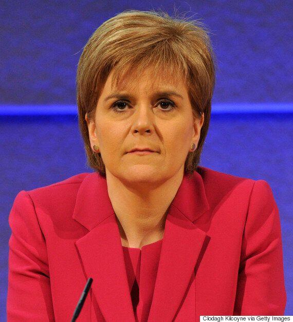 Nicola Sturgeon Calls English Votes Plan 'Unacceptable' In Letter To Conservative