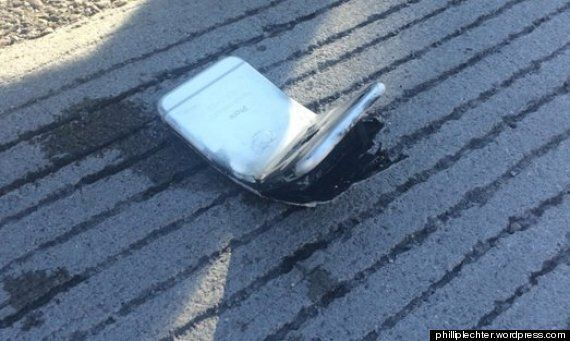Is #BendGate Back? Man Claims iPhone 6 'Caught Fire' After 'Surreal'