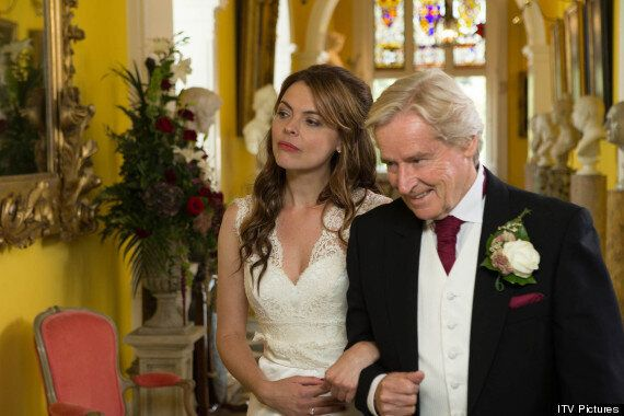 'Coronation Street' Spoiler: Will Rob And Tracy's Wedding Go To Plan? Weatherfield Prepares For The Big...