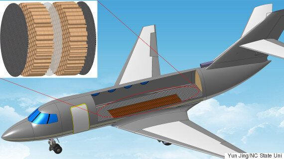 New Technology Could Make Aeroplane Cabins 100x