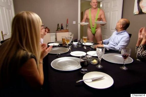 'Come Dine With Me' Couples: Martin's Mankini Wins Over His Guests... But Not Viewers
