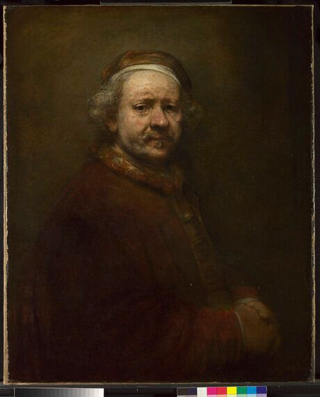 Brilliant and Moving Rembrandt Exhibition at the National