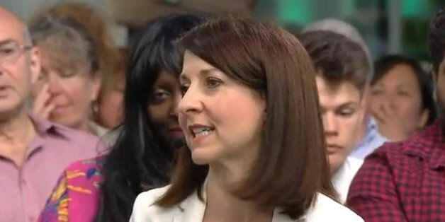 Liz Kendall Backs Harriet Harman In Labour Row Over Cutting Tax