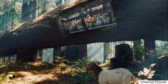 Jurassic World Reenacted By Thespian Troupe Of Nigerian Dwarf