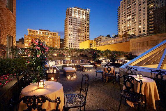 Top 10 #Hotels for Social Media