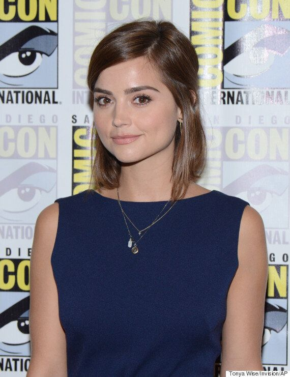 'Doctor Who' Star Jenna Coleman Calls For A Female Time Lord: 'I Think It's Absolutely