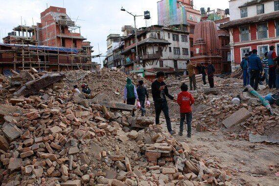 Nepal Earthquake: We've Seen Utter