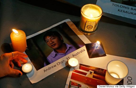 Bali 9's Last Moments Revealed As KFC Supper And Round Of Amazing Grace Before