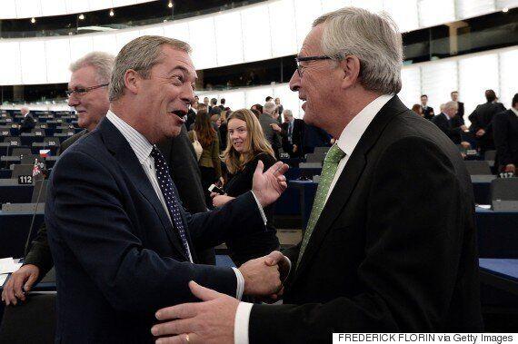 Nigel Farage Warns Islamic State Terrorists Will Travel To Britain Under New