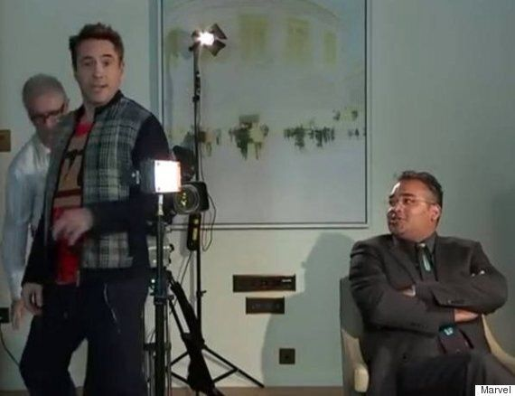Robert Downey Jr Labels Krishnan Guru-Murthy A 'Syphilitic Parasite', After Channel 4 Interview