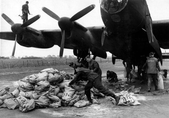 Seventy Years on and Still Delivering Humanitarian