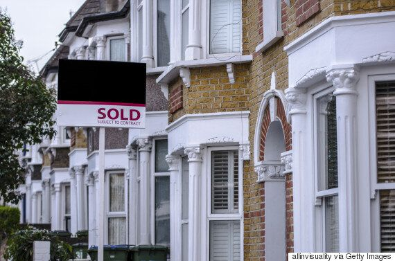 Just 43 Homes Are Affordable In London – And That Includes House