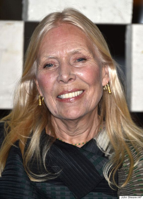 Joni Mitchell 'Not In A Coma' And Expected To Make A Full