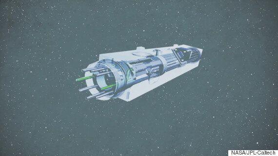 NASA's Space Clock Will Help Create An Interstellar 'Sat Nav' For
