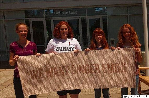 Ginger Emojis Could Be On Their Way After 15,000 Strong Petition Lands At Apple