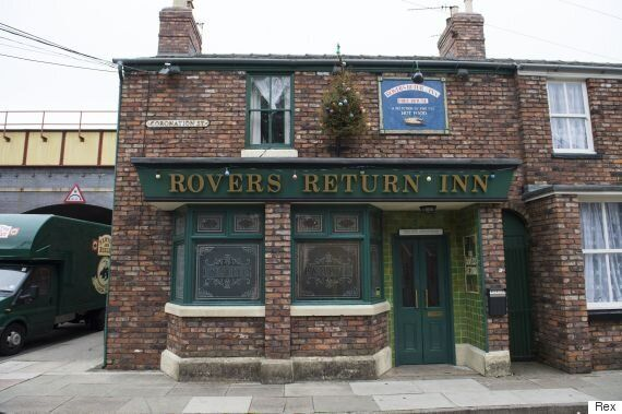 'Coronation Street' Crew 'Not Happy' After Props Department Sneak Their Own Names Into The