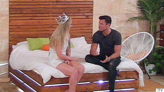 'Love Island' 2015: Mark Wright Plays Cupid As He DJs At Contestant Lauren Richardson's Birthday