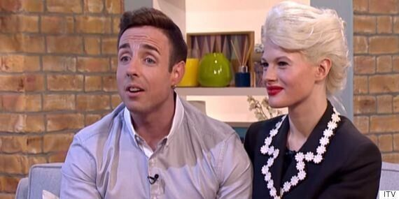 Stevi Ritchie And Chloe Jasmine Reveal Engagement Details On 'This