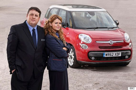 Peter Kay's Car Share Debuts On BBC1 On Wednesday - After Proving A Hit Already On