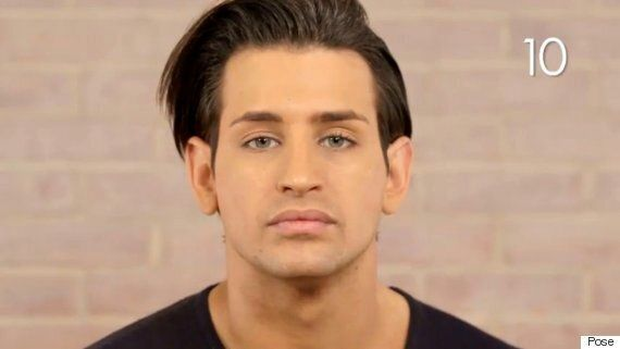 Feeling Tired? Ollie Locke Shows How To Conceal Spots And Eye Bags In Under 30