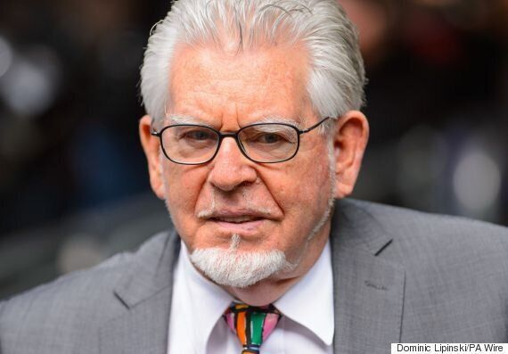 Rolf Harris Receives 'Special Treatment' In Stafford Prison As He Creates Giant