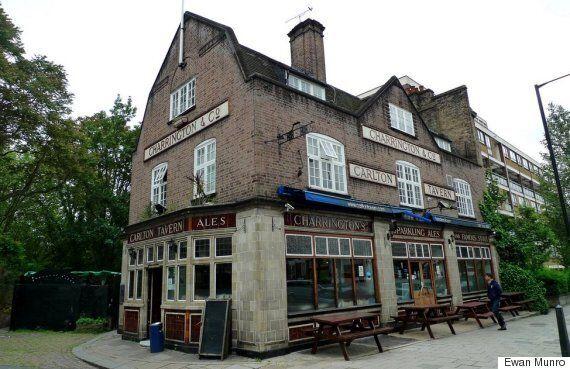 Carlton Tavern Owners CLTX Ltd Order To Rebuild Maida Vale Pub Brick By