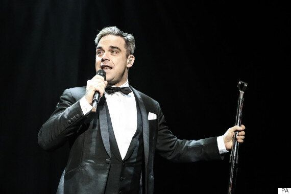 Robbie Williams Reveals He Previously Retired Because Of Sales And Self-Loathing, But Changed His