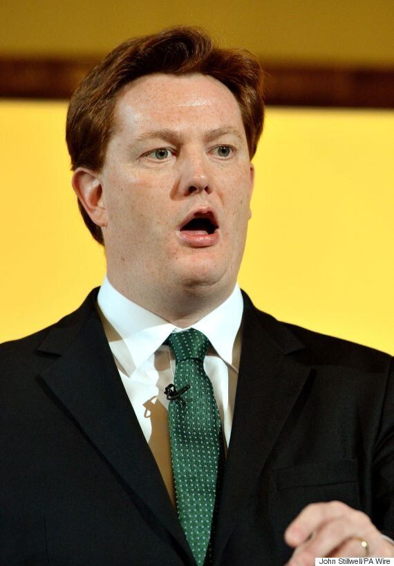 Liberal Democrat Danny Alexander Claims Conservatives Are Planning Child Benefit