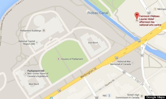 Canadian Parliament Shooting, Soldier Down, Gunmen Rumoured To Be Inside