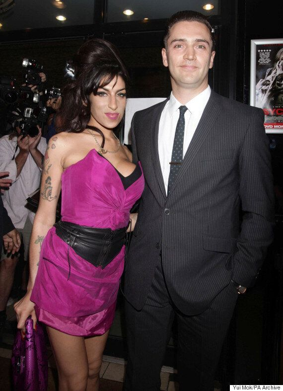 Amy Winehouse's Boyfriend Reg Traviss Shares Concerns Over Upcoming 'Amy' Documentary